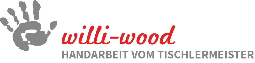 Willi-Wood | Handarbeit vom Bauleiter Willi.