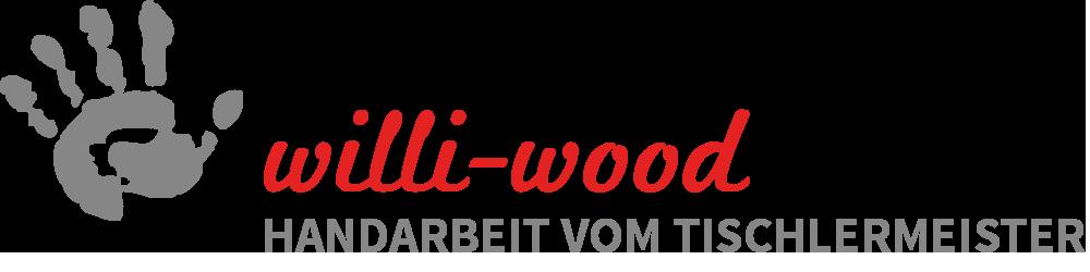 Willi-Wood | Handarbeit vom Bauleiter Willi.