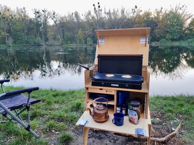 Willi-Wood Patrol-Box im Einsatz geöffnet 3